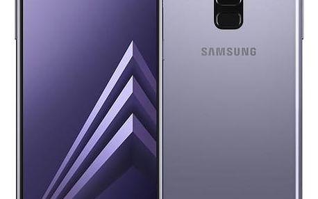 Samsung Galaxy A8 Dual SIM - Orchid Gray (SM-A530FZVDXEZ)