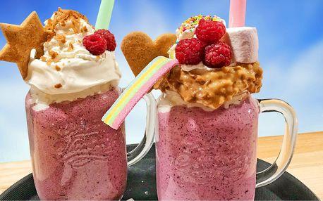 Hustý milkshake pro děti i dospělé ve 4 příchutích