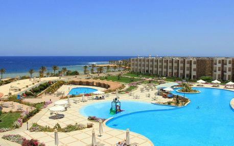 Egypt - Marsa Alam na 8 až 12 dní, all inclusive s dopravou letecky z Prahy přímo na pláži