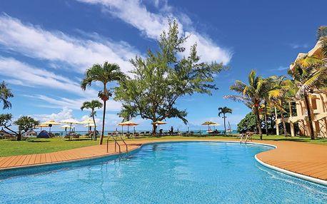 Mauritius, Trou d´eau Douce, letecky na 12 dní all inclusive
