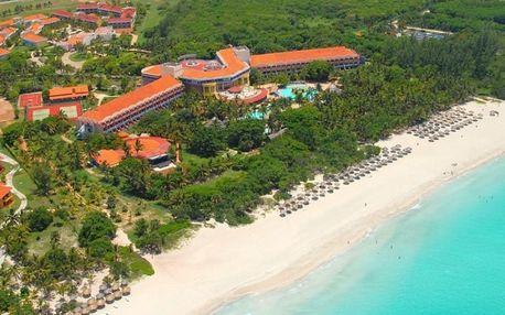 Kuba, Varadero, letecky na 9 dní all inclusive