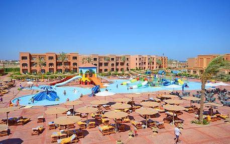 Egypt - Sharm El Sheikh na 8 dní, all inclusive s dopravou letecky z Prahy, 1000 m od pláže