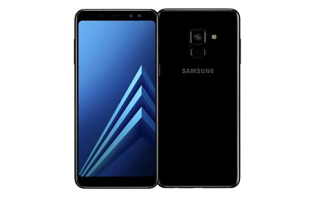 Samsung Galaxy A8 Dual SIM - Black (SM-A530FZKDXEZ)