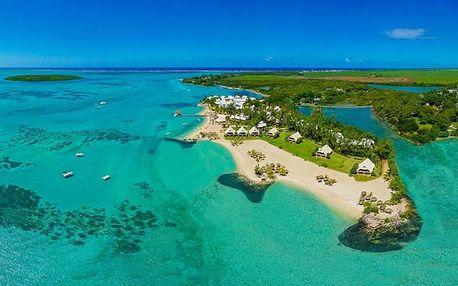 Mauritius, La Pointe Jerome, letecky na 8 dní polopenze
