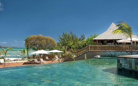 Mauritius, Calodyne, letecky na 11 dní polopenze