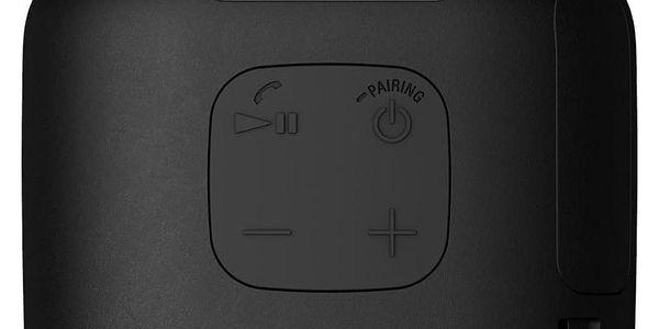 Přenosný reproduktor Sony SRS-XB01 černý (SRSXB01B.CE7)2