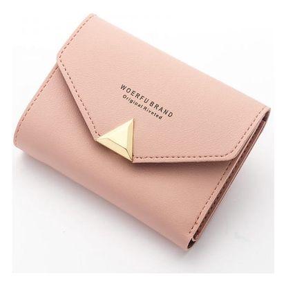 Dámská malá peněženka - různé barvy