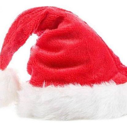 Vánoční čepice Santa Clause