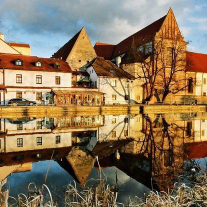 3denní pobyt v historickém centru Českých Budějovic