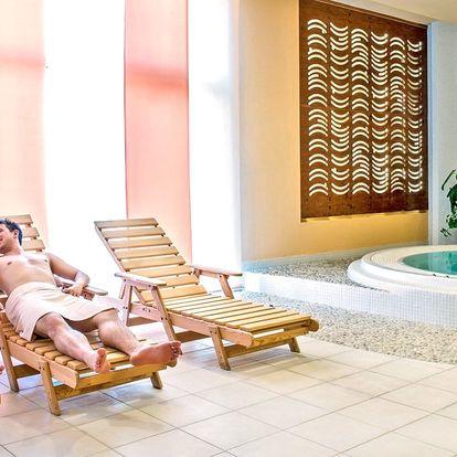 Pobyt s dlhou platnosťou v hoteli Jana s neobmedzeným wellness