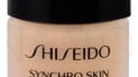 Shiseido Synchro Skin Lasting Liquid Foundation SPF20 30 ml rozjasňující liftingový make-up pro ženy Rose 3