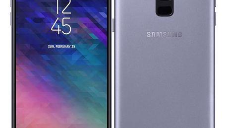 Samsung Galaxy A6+ fialový (SM-A605FZVNXEZ)