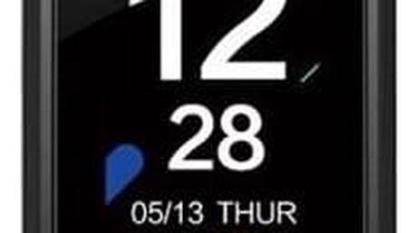 Evolveo FitBand B3 pro měření krevního tlaku a tepové frekvence černý (FTD-B3)