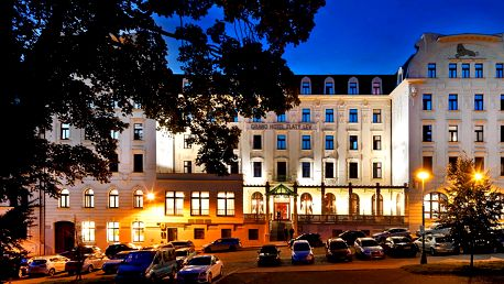 Pobyt v luxusním 4* hotelu v centru Liberce