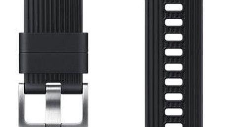 Samsung silikonový pro Galaxy Watch ET-YSU80M 22mm černý (ET-YSU80MBEGWW)