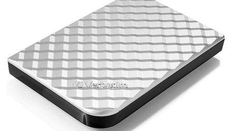 Verbatim Store 'n' Go GEN2 500GB stříbrný (53196)