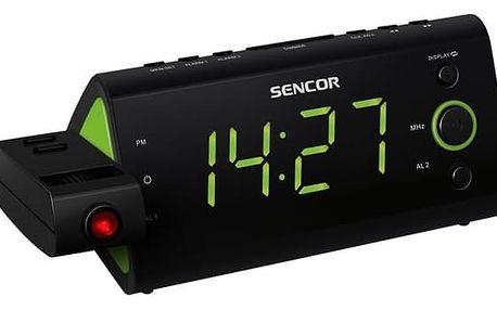 Sencor SRC 330 GN černý/zelený