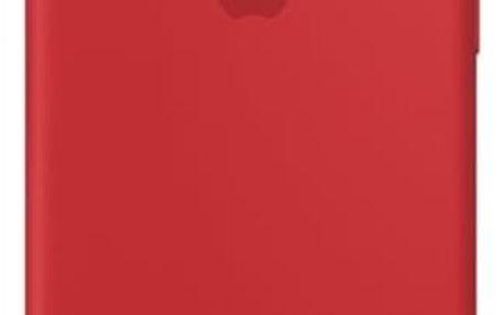 Apple Silicone Case pro iPhone 8/7 (PRODUCT)RED červený (MQGP2ZM/A)