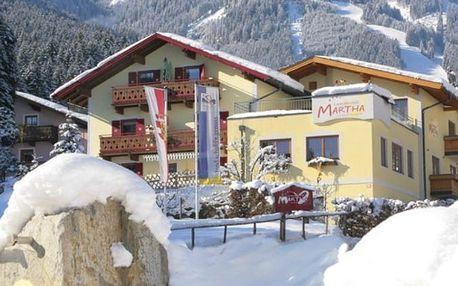 Rakousko, Salzbursko, vlastní dopravou na 5 dní snídaně