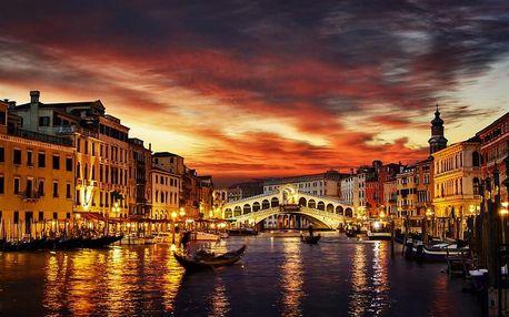 Itálie, autobusem na 3 dny