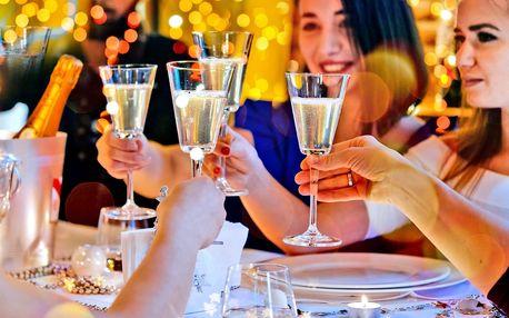 Silvestr v Posázaví: wellness, párty i polopenze