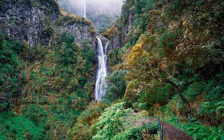 Portugalsko, Madeira, letecky na 8 dní