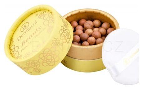 Dermacol Beauty Powder Pearls 25 g bronzující zkrášlující perly pro ženy Bronzing
