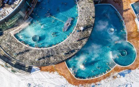 Celý den či večer v aquaparku Chocholowskie Termy