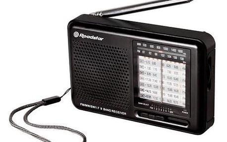 Roadstar TRA-2989 černý