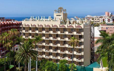 Kanárské ostrovy - Tenerife na 8 dní, polopenze, snídaně nebo bez stravy s dopravou letecky z Vídně
