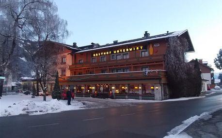 Rakousko - Kaprun / Zell am See na 7 dní, polopenze s dopravou vlastní