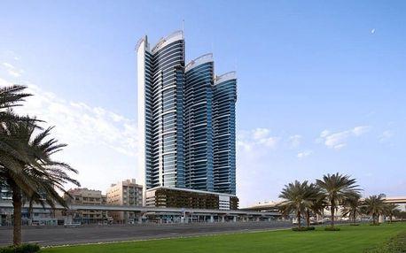 Spojené arabské emiráty - Dubai na 3 až 4 dny, polopenze, snídaně nebo bez stravy s dopravou letecky z Prahy