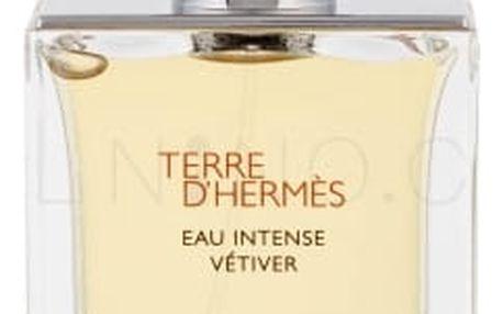 Hermes Terre D´ Hermès Eau Intense Vétiver 50 ml parfémovaná voda pro muže