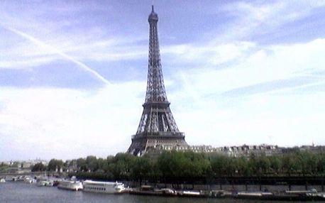 Francie, Paříž, autobusem na 6 dní