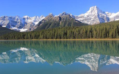 Kanada - 16 dní s dopravou po Kanadě, vstupy do NP, průvodcem a ubytováním