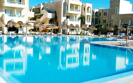 Riad Meninx Hotel - Tunisko, Djerba
