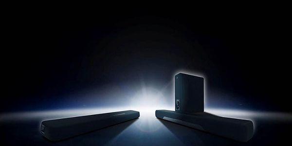 Soundbar Yamaha YAS-207BL černý (AYAS207BL)2