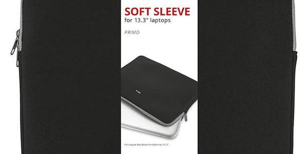 Pouzdro Trust Primo Soft pro 13,3'' černé (21251)2