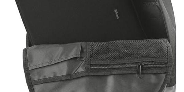 Pouzdro Trust Primo Soft pro 13,3'' černé (21251)5