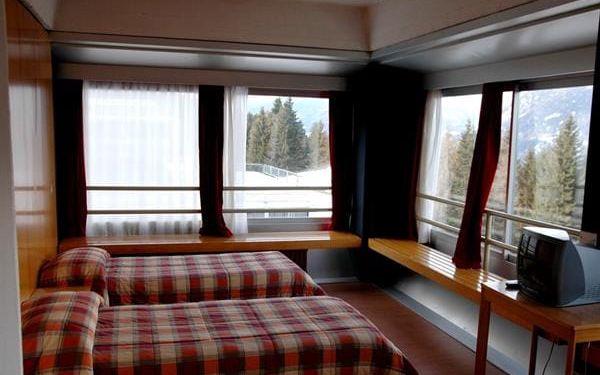 Lyžování Itálie, Val di Sole - Hotel Sole Alto - 5denní lyžařský balíček se skipasem a dopravou v ceně4
