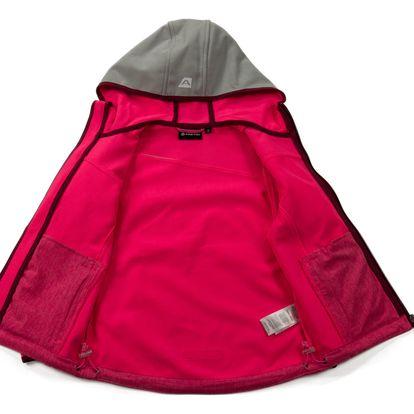 Dětská bunda Alpine Pro Bello, vel. 104-158