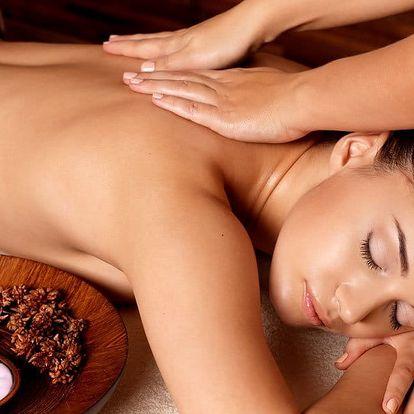 Tradiční thajská masáž v salonu na I. P. Pavlova