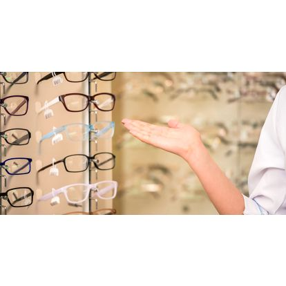 Kompletní dioptrické nebo multifokální brýle