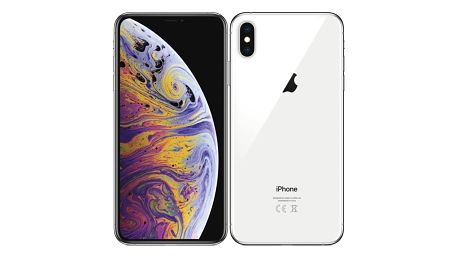 Apple iPhone Xs Max 64 GB - silver (MT512CN/A)