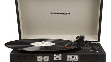 Crosley Cruiser Deluxe Chalkboard černý (426677)