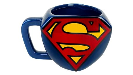 Superman hrnek Shaped