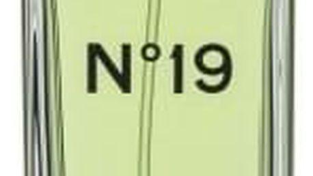 Chanel No. 19 100 ml toaletní voda pro ženy