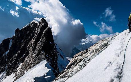 Koruna Walliských Alp - 8mi denní hřebenovka s ubytováním, dopravou a průvodcem