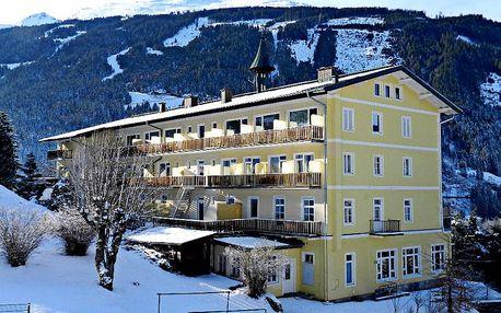 Rakousko - Bad Gastein na 5-8 dnů, polopenze