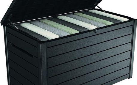 Keter ONTARIO 54594 Úložný box 870l - antracit